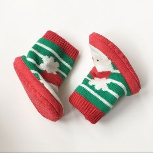 Other - Santa Soft Booties